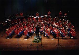 Concours met Guus Dohmen in Venlo, 1998